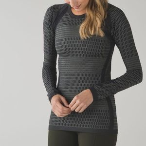 lululemon About That Base LS